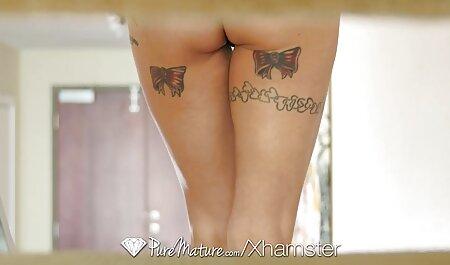 Krista Lane in einem gratis sexvideos anschauen Thresom